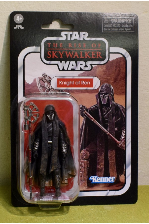 STAR WARS THE VINTAGE COLLECTION THE RISE OF SKYWALKER KNIGHT OF REN VC155