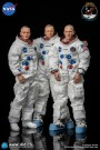 DiD Apollo 11 Astronauts Neil Armstrong + Buzz Aldrin + Michael Collins (Combo Pack)