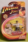 """INDIANA JONES CARDED 3.75"""" RAIDERS OF THE LOST ARK INDY SHIRT WHIP HARRISON FORD"""