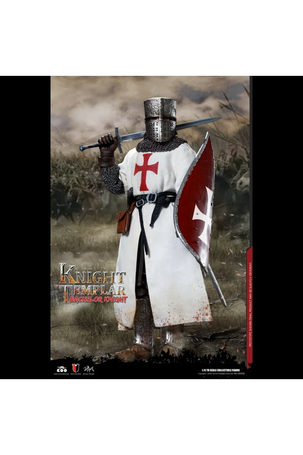 COOMODEL 1/6 SCALE SERIES OF EMPIRES KNIGHT TEMPLAR SE056