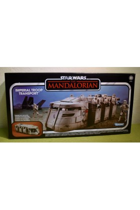STAR WARS VINTAGE COLLECTION VC THE MANDALORIAN IMPERIAL TROOP TRANSPORT