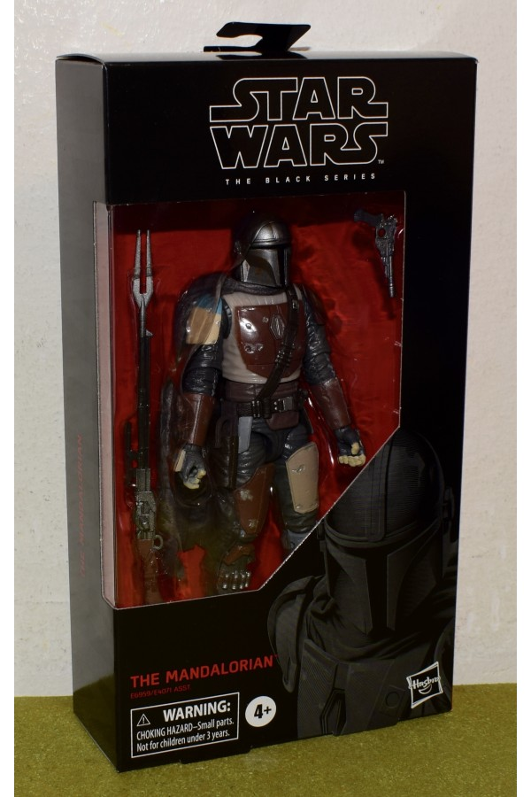 STAR WARS THE BLACK SERIES 6 INCH THE MANDALORIAN