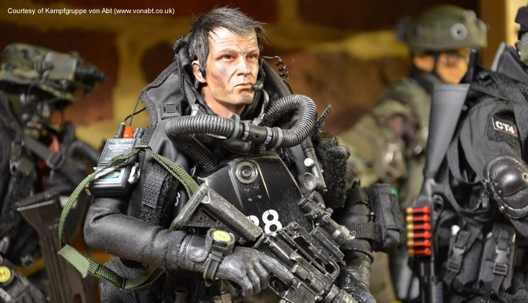 Special Forces Models