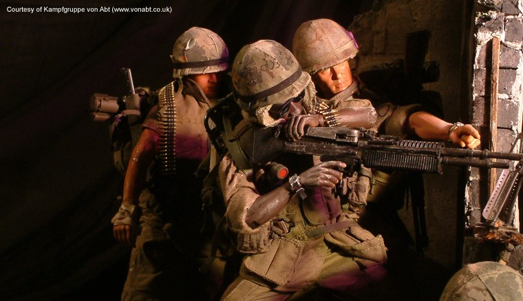 Vietnam War Models